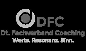 Deutscher Fachverband Coaching (DFC) Logo